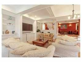 The home is listed at $3.25 million.