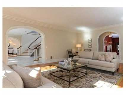 The home has 10,377 square feet of living space.