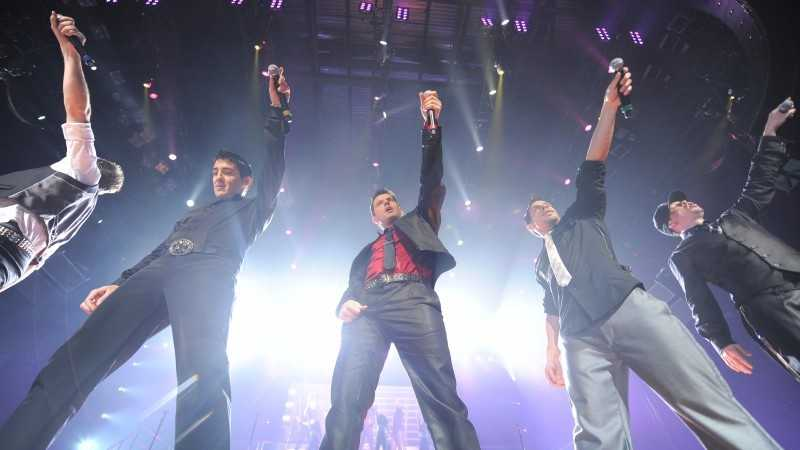 NKOTB Tour Announced