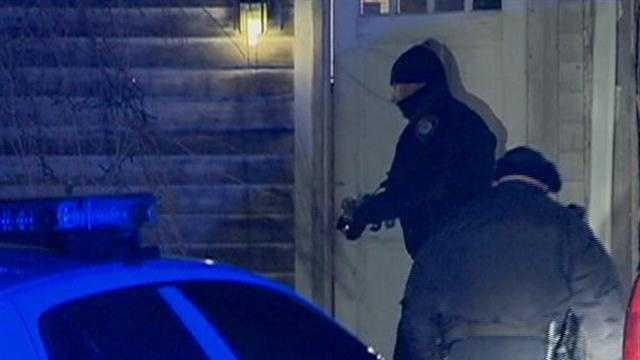 Person shot, killed in violent home invasion