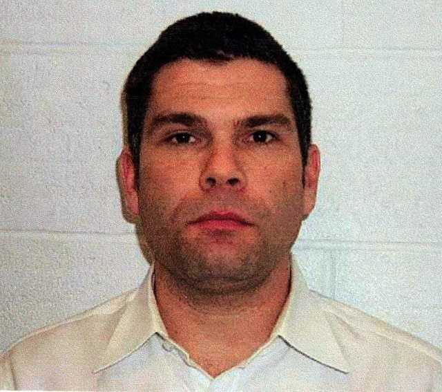 This is a police photo of The Station nightclub owner Jeff Derderian taken Tuesday, Dec. 9, 2003, at the West Warwick, R.I. Police Station. Derderian was arraigned on 200 counts of involuntary manslaughter stemming from the fire at The Station nightclub in West Warwick on Feb. 20, 2003, that killed 100 people.