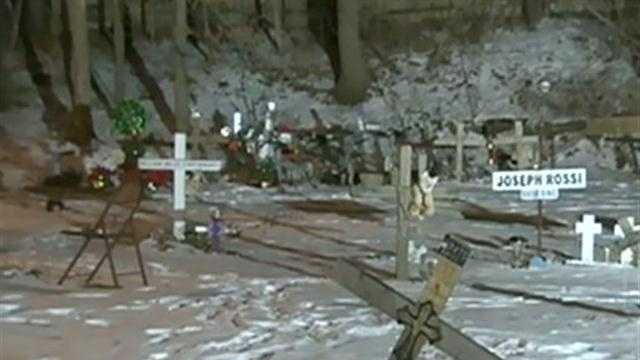 Brazil blaze recalls pain for Station Nightclub fire survivors