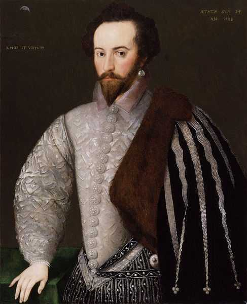 Sir Walter Raleigh in 1618 was buried with his favorite pipe and a tin of tobacco.