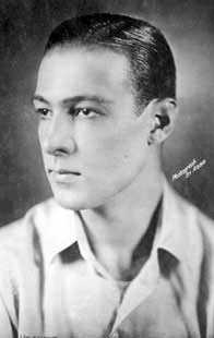 In 1926 Rudolph Valentino was buried with a slave bracelet.