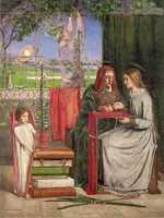 In 1862 Elizabeth Rossetti was buried witha manuscript of poems by her husband, Dante Gabriel Rossetti.