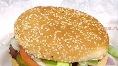 Pennsylvania fast-food fan  David Kime was buried with a Burger King sandwich in 2013.