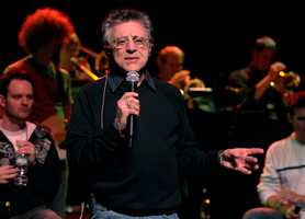 Oh, What A Night! The first concert Harvey went to was Frankie Valli and the Four Seasons.