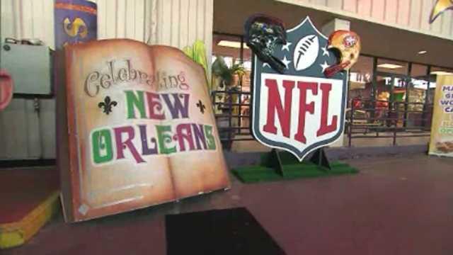 Super Bowl impact New Orleans