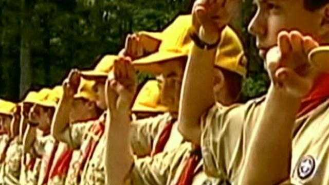 Local reaction split on Scouts lifting gay ban