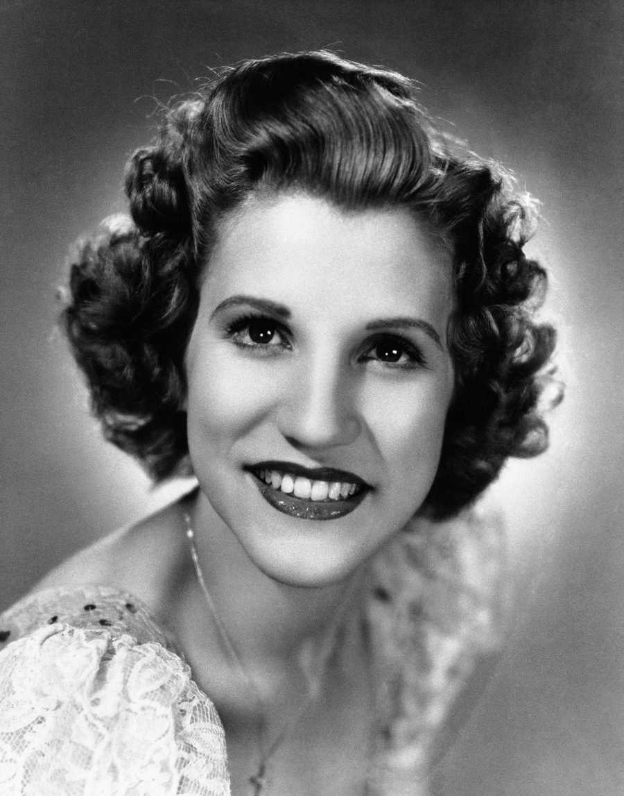 "Patty Andrews, the last surviving member of the singing Andrews Sisters trio whose WWII-era hits include ""Boogie Woogie Bugle Boy of Company B"" died Jan. 30 at the age of 94."