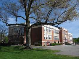 21. (tie) The Millis school district had a 96.6 percent graduation rate in 2012