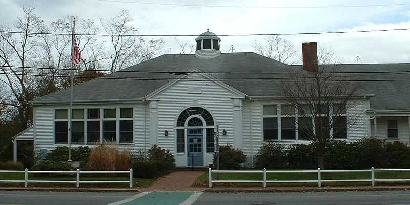 37. (tie) The Nauset school district in Orleans had a 94.7 percent graduation rate in 2012