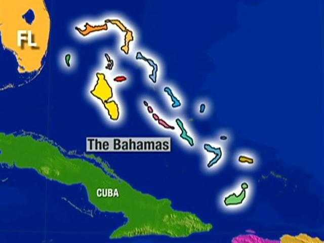 Beginning 50 miles off the coast of Florida, the Bahamas is an archipelago.