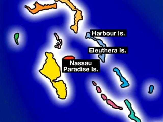Harbour Island is one of 700 different islands in the Bahamas.