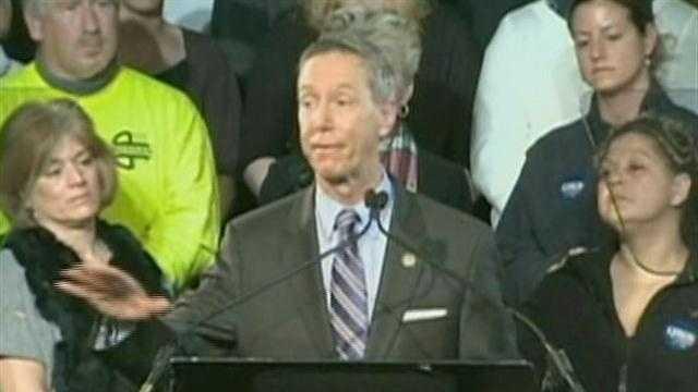 Lynch launches bid for Mass. US Senate seat