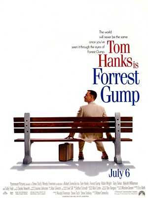 To live out Forrest Gump's life and experience American history through his eyes.
