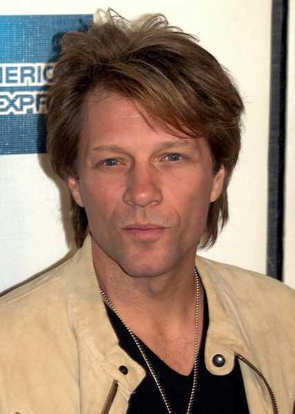 Any love seen with Jon Bon Jovi!