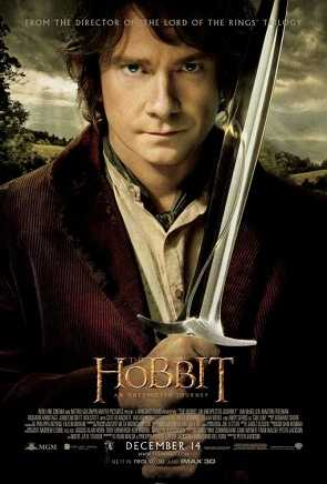 """To go on """"An Unexpected Journey"""" as the Hobbit."""
