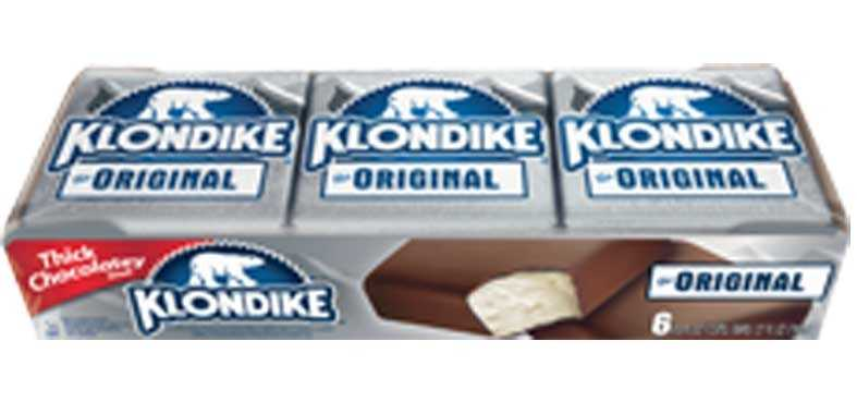 "Heather's favorite ice cream is the classic Klondike bar. ""There is always a box in my fridge, but my kids love them so much that I'm lucky if I get one!"" she says."