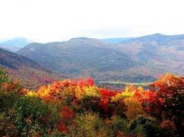 """First word that comes to mind when Heather hears Boston? """"Autumn. Fall just speaks to me."""""""