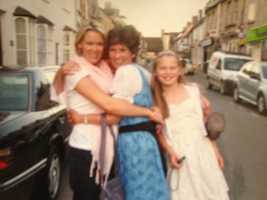 """Heather says her mom, pictured here with Heather and her daughter, had the most influence on her life. """"She is a true treasure with the patience of a saint and the best advice of anyone I have ever known. Did I mention she is hilariously funny?"""""""
