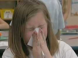 7.) If your child is feeling sick, keep them home.