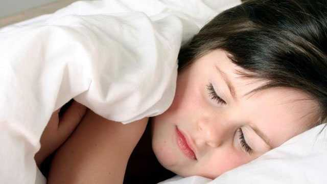 Your child needs as much sleep as it takes for them not to seem tired.