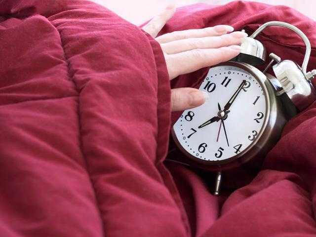 If they have trouble getting out of bed in the morning, they are not getting enough sleep.