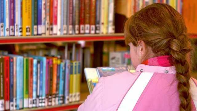 6.) Encourage reading