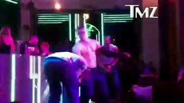 gronk dancing tmz
