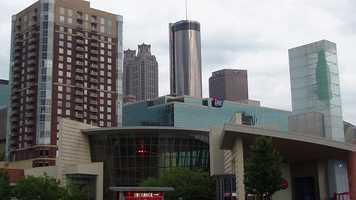 #8 (tie) Atlanta
