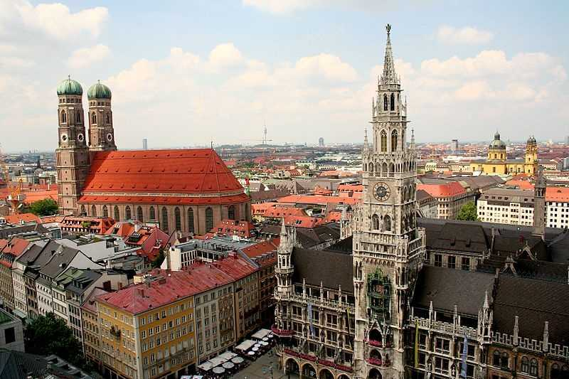 7. Germany -- 1.6 million Americans traveled to Germany in 2011