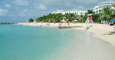 8. Jamaica -- 1.5 million Americans traveled to Jamaica in 2011