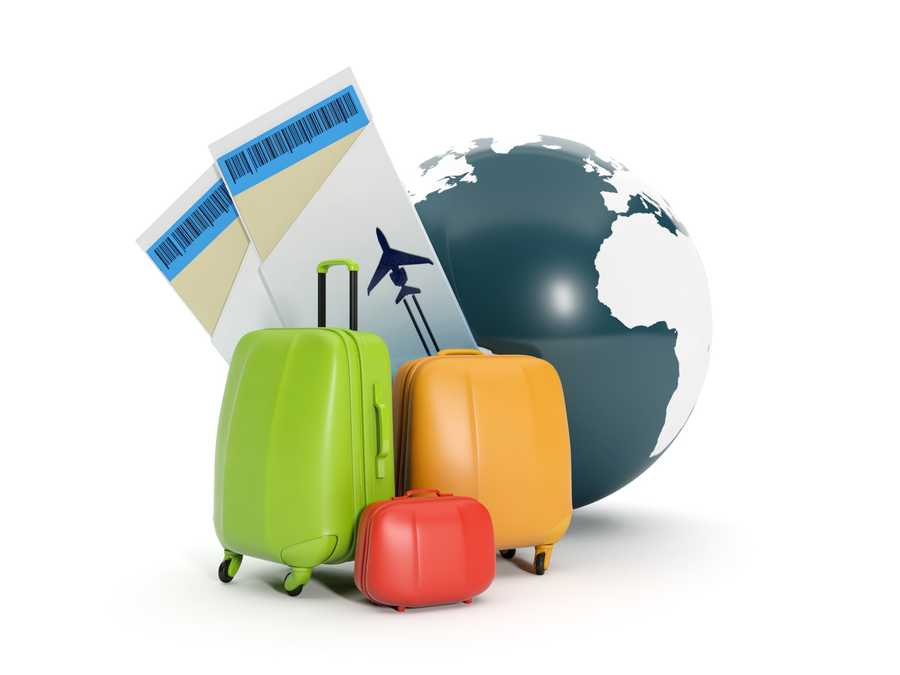 In 2011, Americans made 58,702,000 trips out of the country.