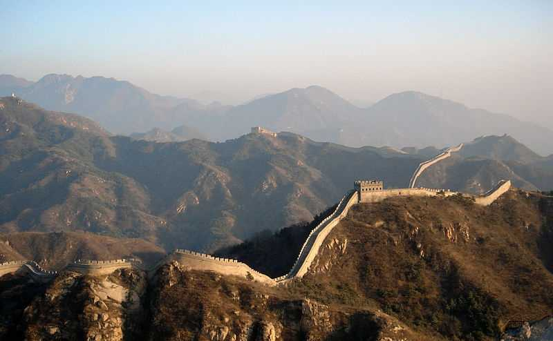 9. China -- 1.1 million Americans traveled to China in 2011