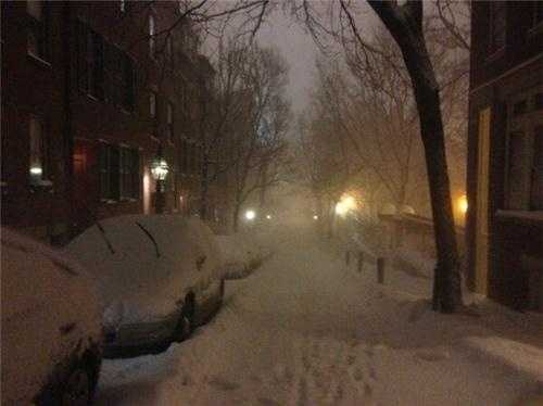 How long will it take to dig out on Beacon Hill?