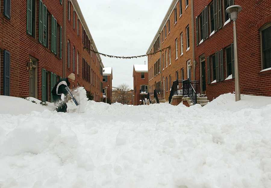 The blizzard was part of a winter remarkable for its snowstorms in the affected states, where total snowfall for the season ranked in the top ten and even higher in some areas.