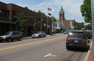 37.) Watertown -- 56.2 percent
