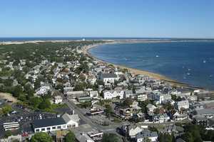 47.) Provincetown -- 52.1 percent