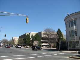 55.) Malden -- 50 percent