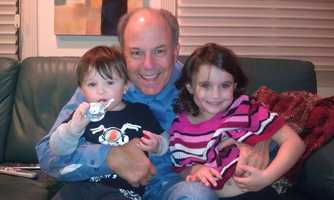 Harvey, Joshua and Lily