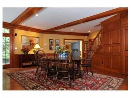 The home has 8,570 square feet of living space.