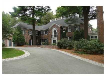 219 Dedham St. is on the market in Dover.