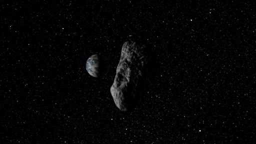 While 2012 DA14 will get very close to planet earth on Friday, it is fairly small compared to other asteroids, and will not be visible to the naked eye.