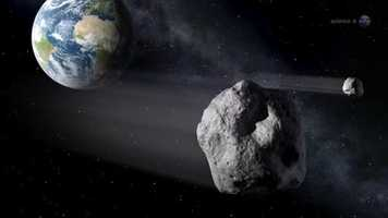 The impact of a 50 meter asteroid would not destroy the entire planet, but would cause severe devastation in the area of impact.