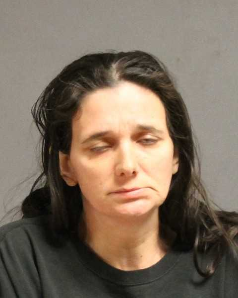 Melissa Champagne was arrested by Nashua Police for two counts of Prohibited Conduct.