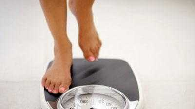 Scale, weight loss