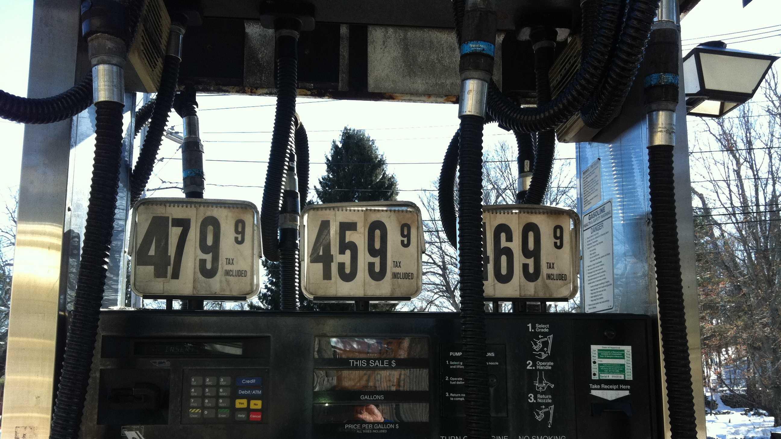 Lexington $4.59 gas