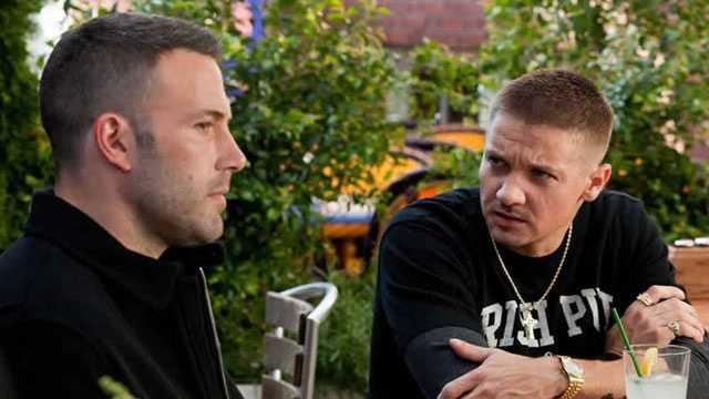 The Town, Ben Affleck, Jeremy Renner