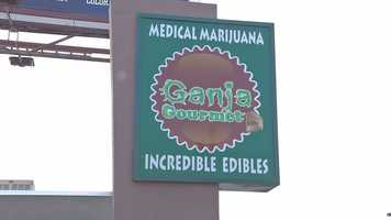 In Colorado, where medical marijuana has been legal since 2001, there are dozens of pot dispensaries - places registered users can go to purchase marijuana and other cannabis-related products.